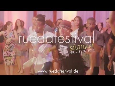 Ruedafestival Stuttgart 2016 - Clip (official) - Rueda de Casino - Salsa Salsa Salsa