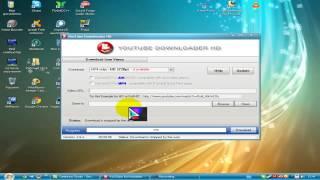 Видео урок,как пользоваться программой YouTube downolader HD.