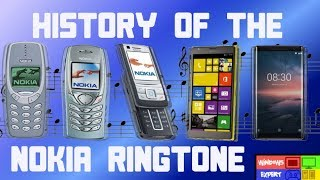 HISTORY OF THE NOKIA PHONE RINGTONE [1994-2019]