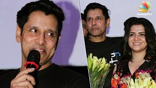 Chiyaan Vikram Speech at flood relief anthem 'Spirit of Chennai' song