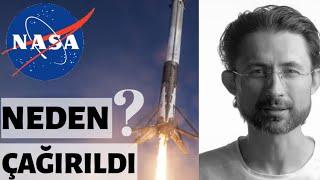 NASA 'nın Davet Ettiği İlk Türk Youtuber: Barış Özcan | Falcon 9 | SpaceX
