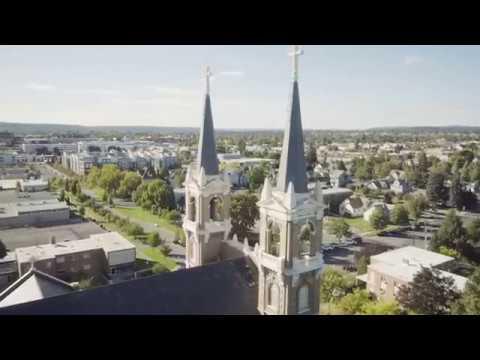 Gonzaga University Flyover
