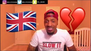 Am I stopping UK Music Reactions..........
