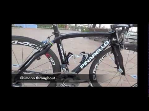 Mark Cavendish's Pinarello Dogma 2