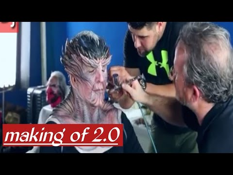 Download making of 2.0 | Robot 2.0 Akshay Kumar ka makeup | Robot 2.0 full movie 2019 | 0.2  movie