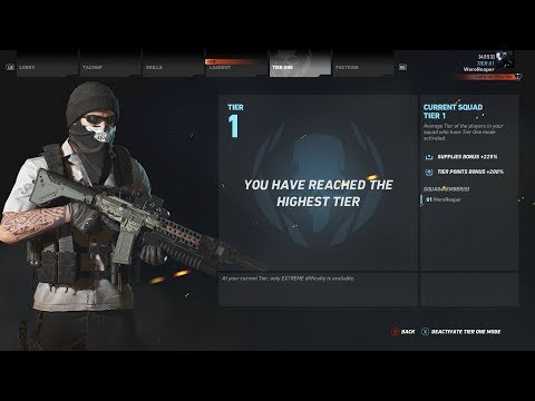 Ghost Recon Wildlands - Best Farming Method for Tier Points and Resources UPDATE
