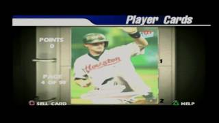 All Star Baseball 2005 Cards