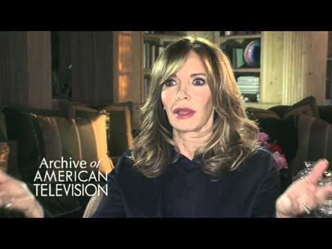 Jaclyn Smith on advice to aspiring actors - EMMYTVLEGENDS.ORG