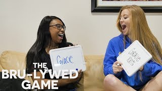 The Bru-lywed Game: Mom & Daughter Edition