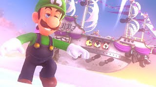Super Luigi Odyssey - Walkthrough - #08
