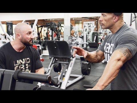 Meet The Mastermind Behind Dwayne Johnson's Fitness Regimen