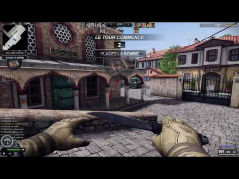 ESL 5on5 Death eSport vs Exotic partie 1