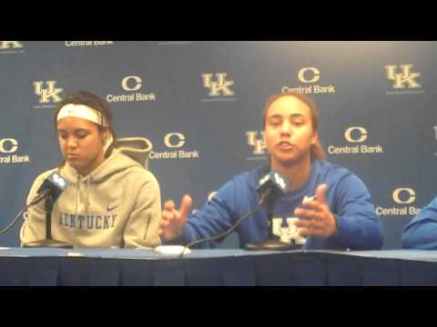 UK Hoops Player Postgame Pikeville