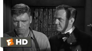 Birdman of Alcatraz (3/11) Movie CLIP - Solitary for Life (1962) HD