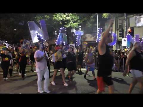 First Nations 'Revolution' - Sydney Gay and Lesbian Mardi Gras