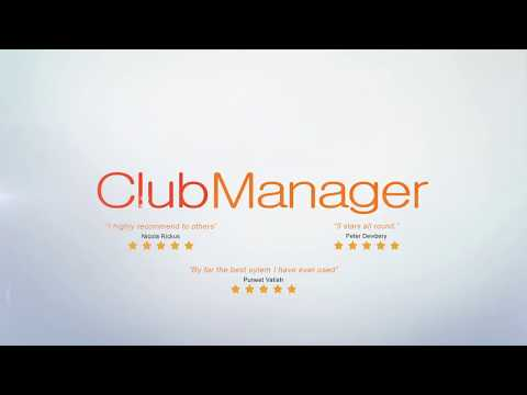 Quick overview of ClubManager Plus