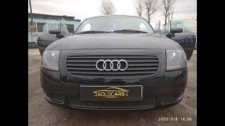 Audi TT 1998 рік, авто Бомба!)