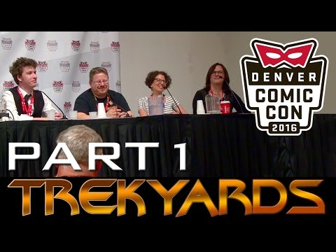 New Media and Web Comics Panel (Part 1) (Denver Comic Con 2016)
