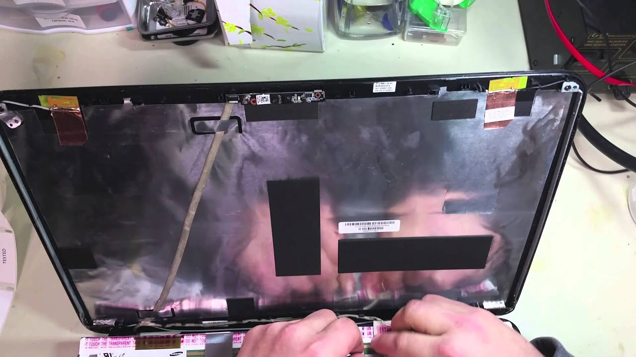 Laptop LCD Replacement HP Pavilion g7