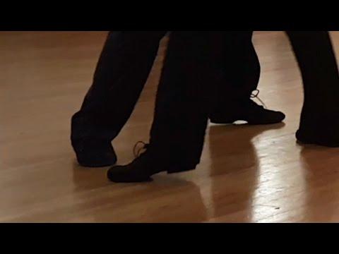Jürgen und Sabine tanzen Tango