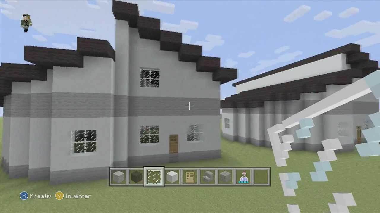 Minecraft Spielen Deutsch Minecraft Moderne Huser Lekoopa Bild - Minecraft moderne hauser lekoopa