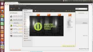 Ubuntu 12.04 - How to Install and Run ADT Bundle (Android Developer Tools or Android SDK)