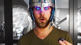 Los ojos de Thor!
