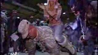 WWE Tribute to the Troops - 2007