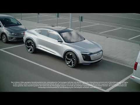 The Future of Artificial Intelligence – Audi e-tron Sportback Concept | Audi Canada