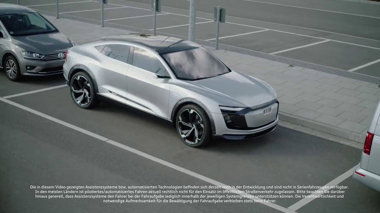 The Future Of Artificial Intelligence Audi Etron Sportback - Audi canada