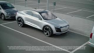 видео Audi e-tron Sportback Concept