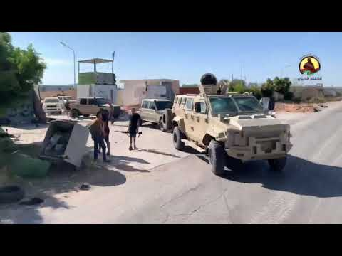 Libyan army liberates large areas from Haftar militias in south Tripoli