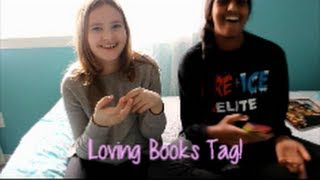 Loving Books Tag!|| The Hunger Games fan alert! Thumbnail