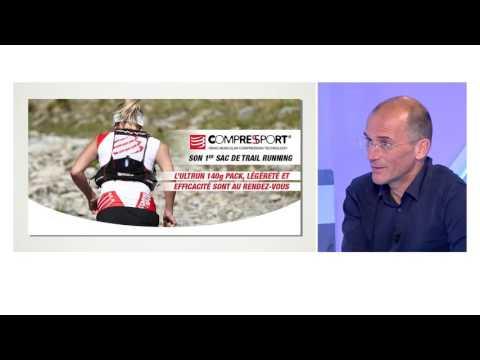 Interview de Sylvain LAUR (Compressport) par Alain Marty / BUSINESS 365