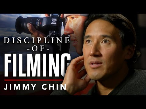 THE DISCIPLINE OF FILMING FREE SOLO - Jimmy Chin