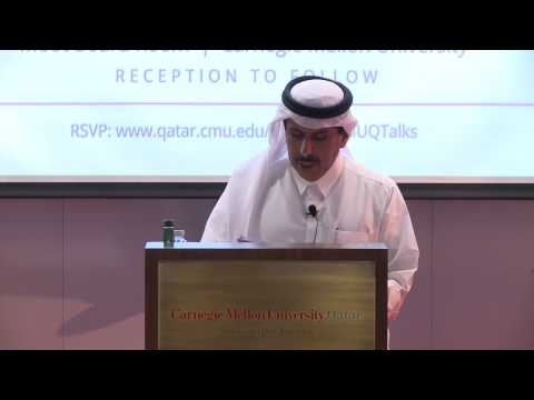 HE Sheikh Abdulla bin Saoud AL Thani - Cybersecurity and Financial Stability