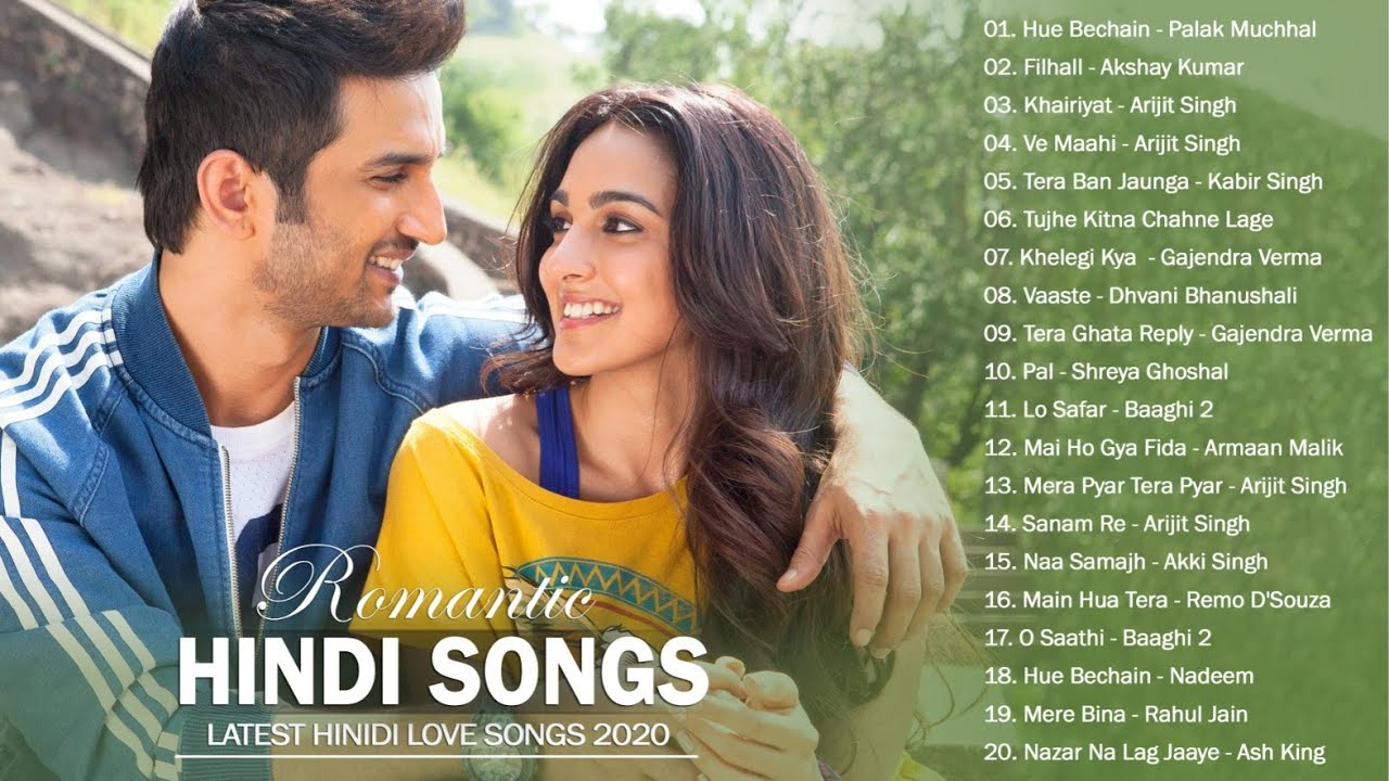 Latest Hindi Hits Songs 2020- Romantic Heart Songs Bollywood Romantic Love songs August -Indian 2020