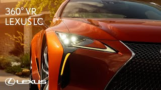 Lexus LC Coupe VR/Enhanced 2D Video