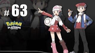 Последняя битва с Сайрусом Pokemon Platinum 63