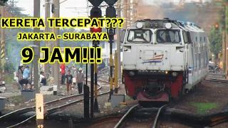 Download Video Wuzzz!!! Kereta Tercepat di Indonesia, Cuma 9 Jam Jakarta-Surabaya | Argo Bromo Anggrek MP3 3GP MP4
