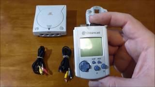 Моя Sega Dreamcast и её модификации / усовершенствование VMU карта памяти / SD card