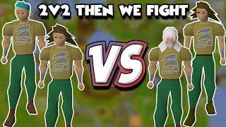 2v2..Then we fight | ft. EVScape and Skiddler