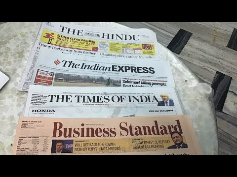 Which newspaper should we read and WHY??