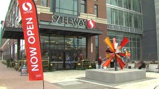 Five-years in the making, new safeway on rockville pike is largest montgomery county and held a grand-opening event dec. 9th. maureen chowdhury...