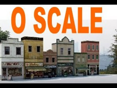 How To Make O Scale Model Railroad Buildings That Look Real