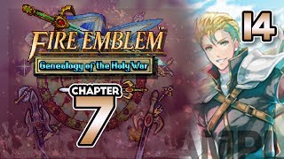 "Part 14: Let's Play Fire Emblem 4, Genealogy of the Holy War, Gen 2, Chapter 7 . ""We Did An Oopsie"""