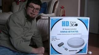 AntennaCraft HD360 TV Antenna Review