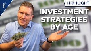 Favorite Investment Strategies By Age