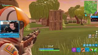 Getting killed By C9 Criz On Fortnite