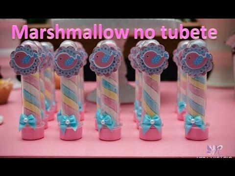 Marshmallow No Tubete Youtube